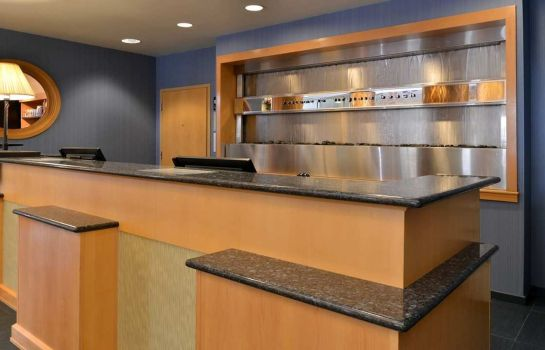 Hotelhalle Hampton Inn Virginia Beach-Oceanfront North