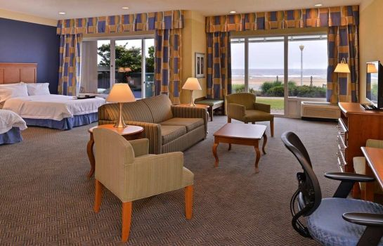 Zimmer Hampton Inn Virginia Beach-Oceanfront North