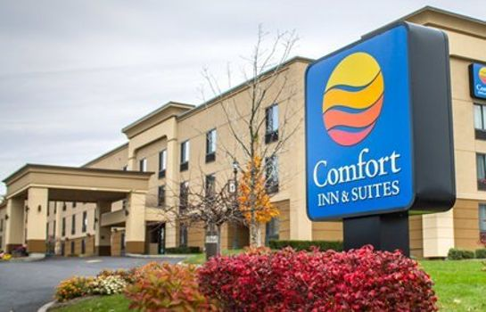 Buitenaanzicht Holiday Inn Express & Suites ALBANY AIRPORT - WOLF ROAD