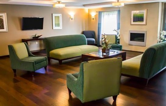 Hall de l'hôtel Holiday Inn Express & Suites ALBANY AIRPORT - WOLF ROAD