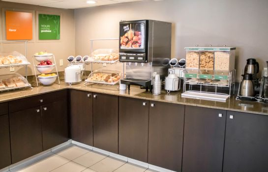 Restaurante Holiday Inn Express & Suites ALBANY AIRPORT - WOLF ROAD