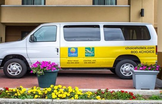 Informacja Holiday Inn Express & Suites ALBANY AIRPORT - WOLF ROAD