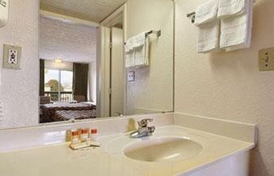 Bagno in camera Days Inn Georgetown