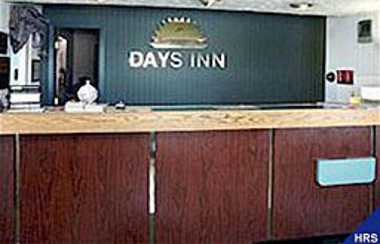 Reception Days Inn Georgetown