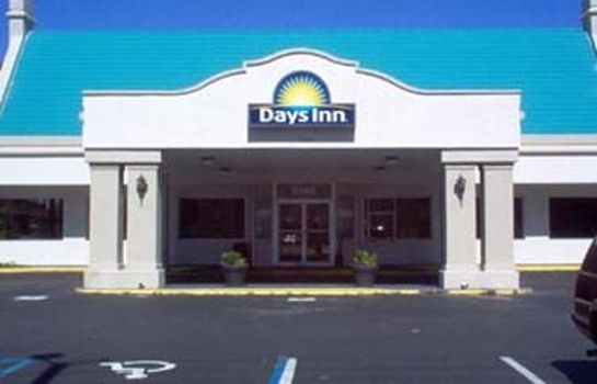 Exterior view DAYS INN TALLAHASSEE SOUTH