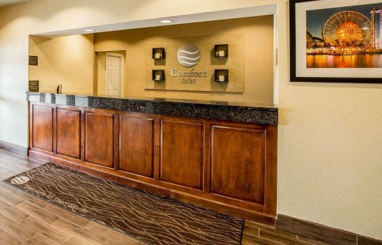 Hall Comfort Inn Thomasville