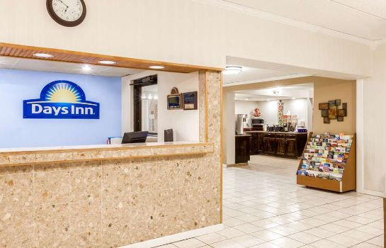 Hotelhal DAYS INN SYRACUSE
