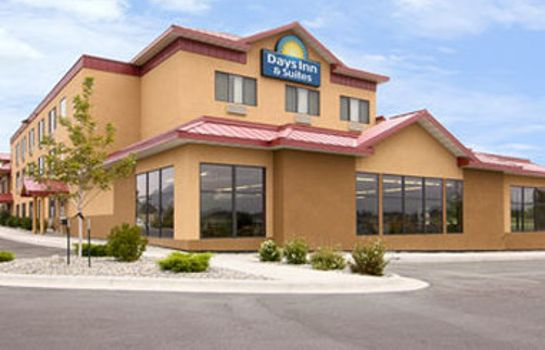 Exterior view DAYS INN & SUITES BOZEMAN