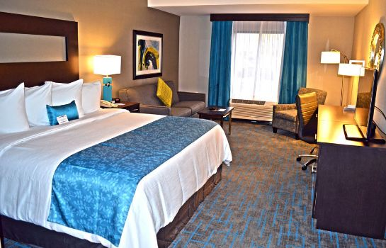Pokój typu junior suite Maplewood Suites Extended Stay- Syracuse/Airport