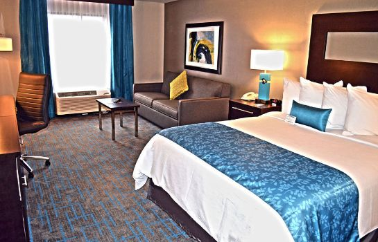 Pokój standardowy Maplewood Suites Extended Stay- Syracuse/Airport