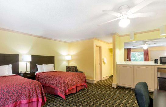 Zimmer DAYS INN SAVANNAH AIRPORT