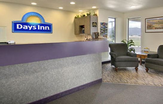 Außenansicht DAYS INN MISSOULA AIRPORT