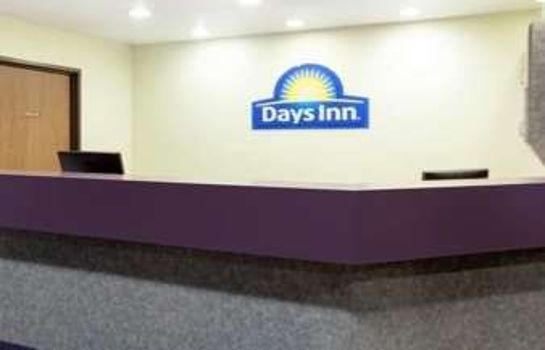 Hotelhalle DAYS INN MISSOULA AIRPORT