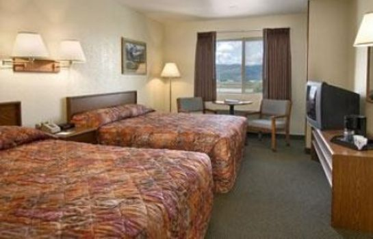 Zimmer DAYS INN MISSOULA AIRPORT