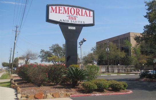 Buitenaanzicht Memorial Inn and Suites