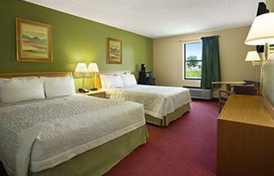 Zimmer DAYS INN WICHITA NORTH