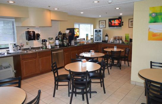 Ontbijtzaal Quality Inn & Suites Lacey I-5