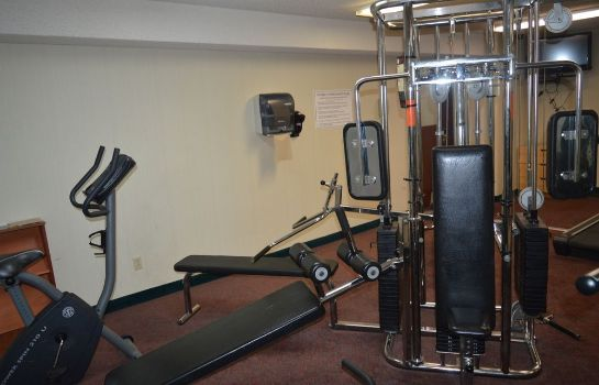 Sportfaciliteiten Quality Inn & Suites Lacey I-5
