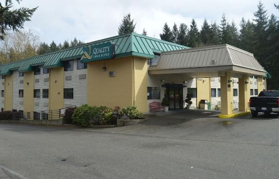 Info Quality Inn & Suites Lacey I-5