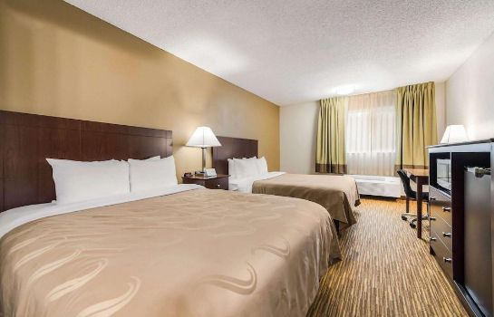 Standaardkamer Quality Inn & Suites Lacey I-5