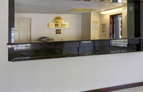 Hotelhalle DAYS INN VIRGINIA BEACH TOWN C