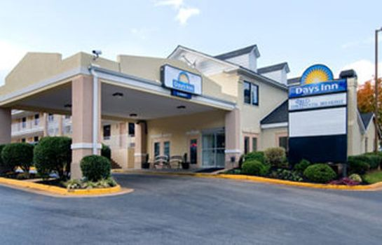 Hotelhalle DAYS INN COLLEGE PARK BEST RD
