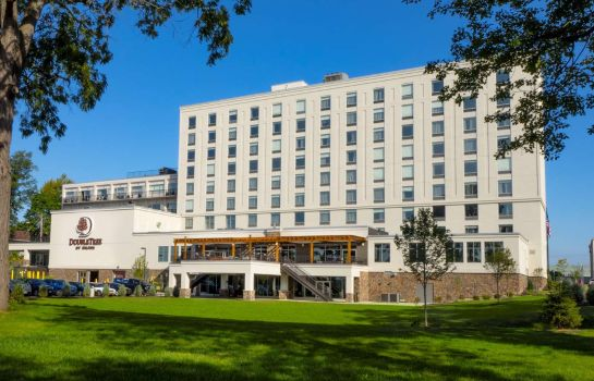 Vue extérieure DoubleTree by Hilton Hotel Niagara Falls New York