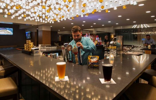 Hotel bar DoubleTree by Hilton Hotel Niagara Falls New York