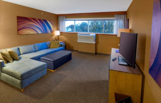 Suite DoubleTree by Hilton Hotel Niagara Falls New York