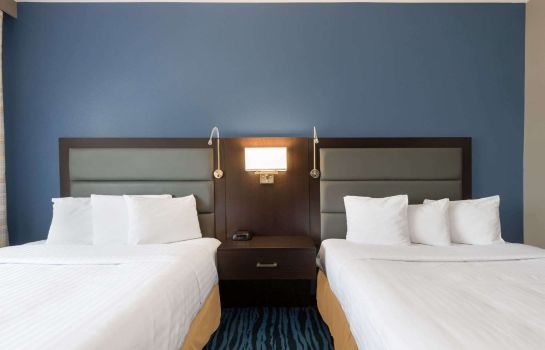 Chambre DAYS INN SFO AIRPORT WEST