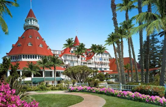 Außenansicht Hotel del Coronado Curio Collection by