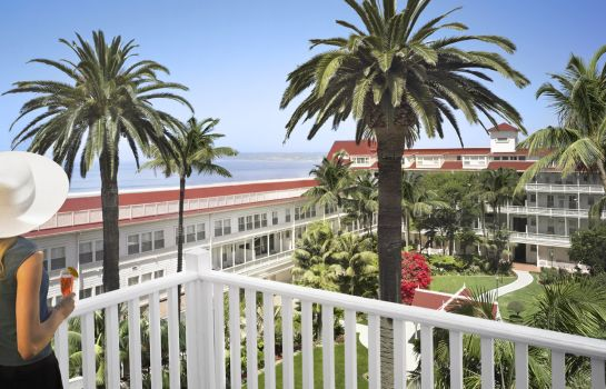 Exterior view Hotel del Coronado Curio Collection by Hilton