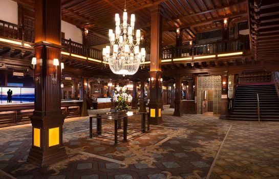 Lobby Hotel del Coronado Curio Collection by Hilton