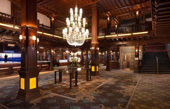 Hotelhalle Hotel del Coronado Curio Collection by Hilton
