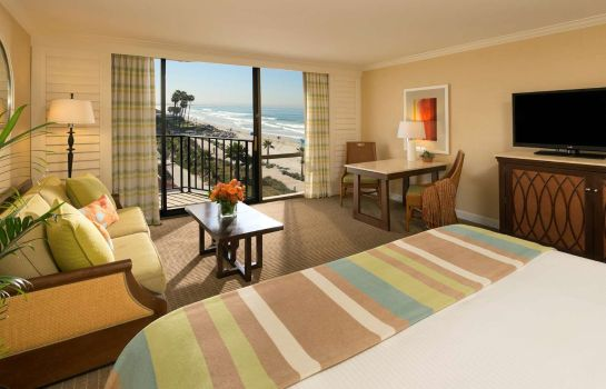 Chambre Hotel del Coronado Curio Collection by