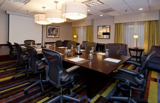 Conference room DoubleTree Suites by Hilton Hotel Charlotte - Southpark
