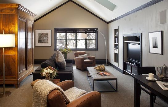 Suite PLUMPJACK SQUAW VALLEY INN