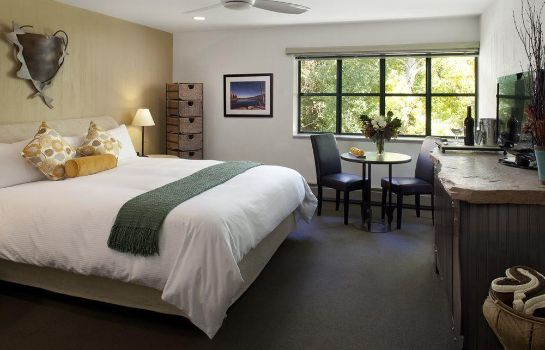 Habitación PLUMPJACK SQUAW VALLEY INN