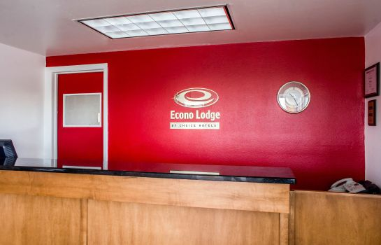 Hotelhalle Econo Lodge University
