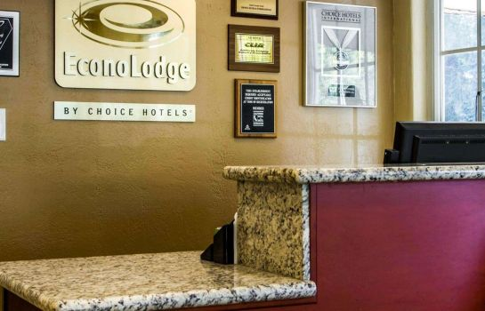 Hotelhalle Econo Lodge Sacramento Convention Center