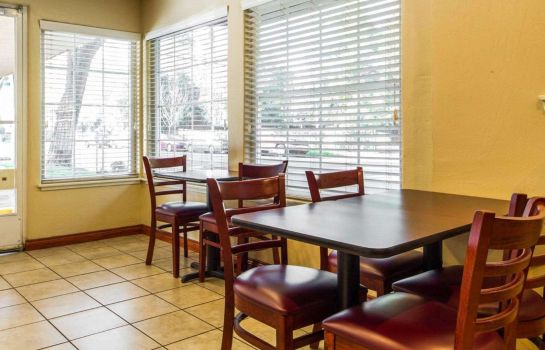 Restaurant Econo Lodge Sacramento Convention Center