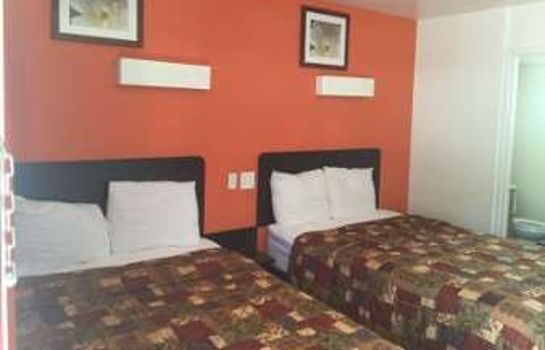 Zimmer Econo Lodge Sacramento Convention Center