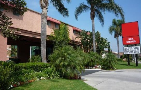 Außenansicht Quality Inn and Suites Anaheim Maingate