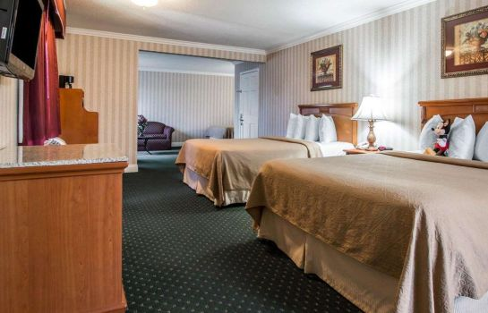 Suite Quality Inn and Suites Anaheim Maingate