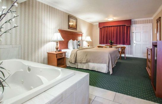 Zimmer Quality Inn and Suites Anaheim Maingate
