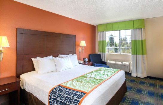 Zimmer Days Inn by Wyndham Fremont