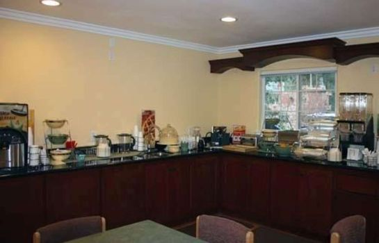Restaurant Quality Inn & Suites Santa Cruz Mountains