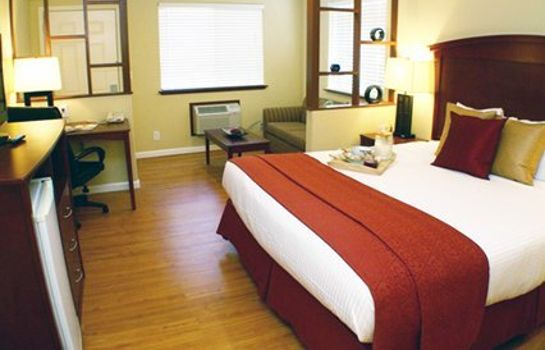 Suite Quality Inn & Suites Santa Cruz Mountains