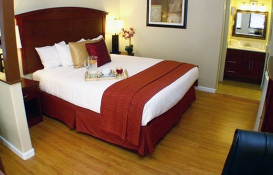 Chambre Quality Inn & Suites Santa Cruz Mountains