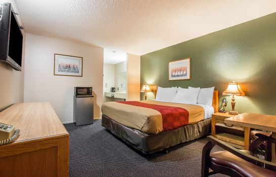 Zimmer Econo Lodge Anaheim North